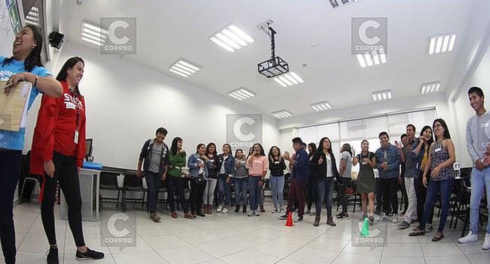 Iniciaron capacitación a jóvenes voluntarios para los Panamericanos Lima 2019