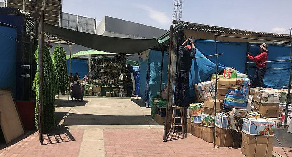 Ambulantes se niegan a pagar 44 soles a municipio de Arequipa por ocupar calles