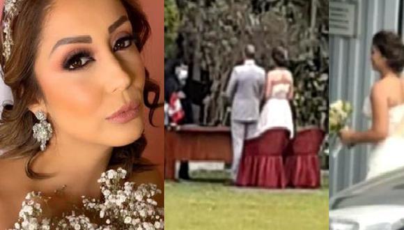 De acuerdo a Willax, la ceremonia se habría realizado de manera privada en el distrito de La Molina, en Lima.