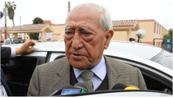 Isaac Humala se refirió a la moción de vacancia presidencial promovida por UPP y su hijo Antauro Humala. (Foto: GEC)