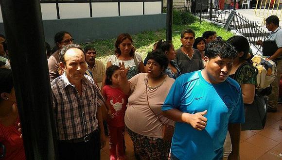 Puente Piedra: Familiares exigen liberación de detenidos durante protesta