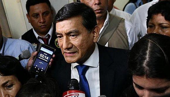 Comisión de Defensa citó a ministro Carlos Morán para este lunes