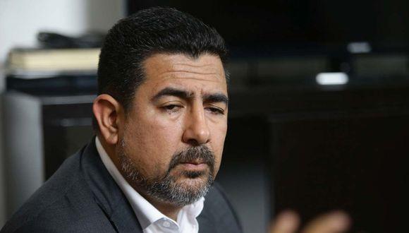 Carlos Moreno fue suspendido por la Federación Peruana de Fútbol. (Foto: GEC)