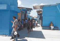 Revierten puestos en el mercado exfábrica San Miguel