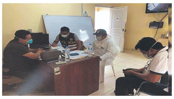 La Fiscalía interviene el hospital de Chulucanas