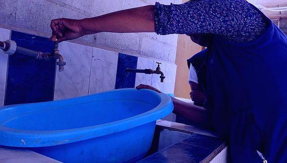 Este es el cronograma del corte del servicio de agua en distritos de Arequipa