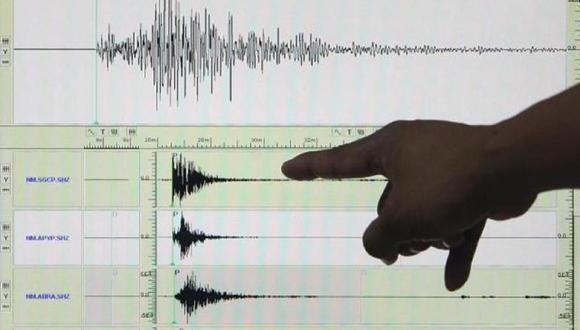 Sismo de magnitud 4.0 se registró esta tarde en Lima. (Foto: GEC)