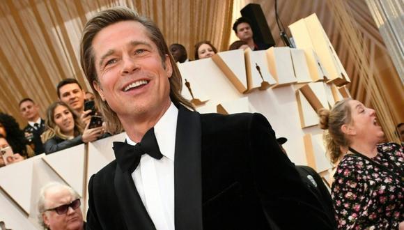Brad Pitt cautiva a sus fans con video donde aparece modelando.