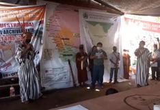 Asháninkas castigan a congresista de UPP por apoyar creación de distrito Tambo del Ene