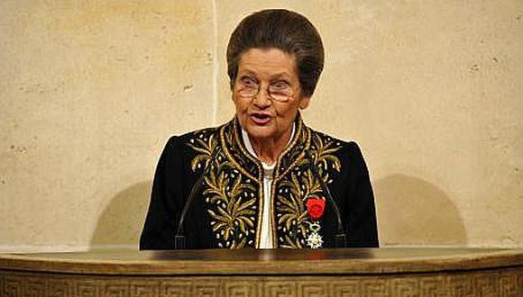 Simone Veil: falleció la superviviente del Holocausto e impulsora del derecho al aborto