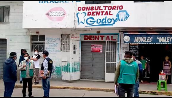 Intervienen a falso odontólogo por atentar contra la salud pública