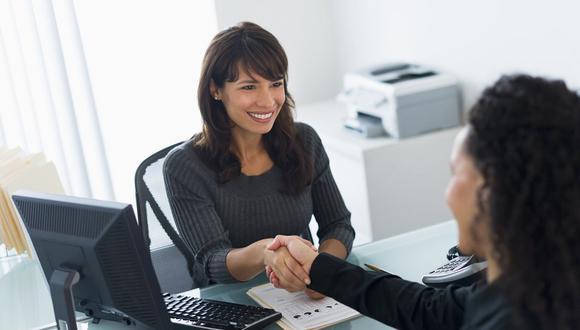 ¿Su primera entrevista de trabajo?