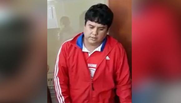 También se le halló S/9 mil en efectivo. El recluso ha sido puesto a disposición de la Policía y el Ministerio Público.