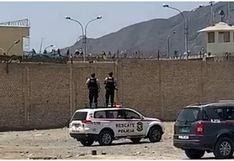 Trujillo: Motín en el penal El Milagro deja 31 internos heridos (VIDEO)