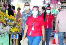 La Libertad: Careta facial es obligatoria para ir a ciertos establecimientos